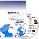 EMMA Rulebook/CD Package German Version