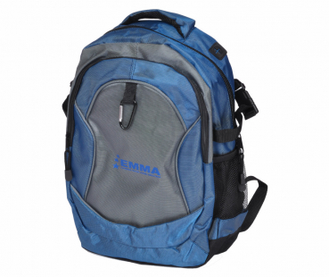 EMMA Backpack blue/grey
