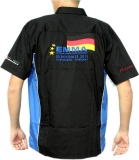 Shirt with embroidered Logo of the EMMA Eurofinals 2011