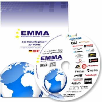 EMMA Rulebook/CD 2014/15 German